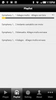 Screenshot of Beethoven Symphony 1 Free