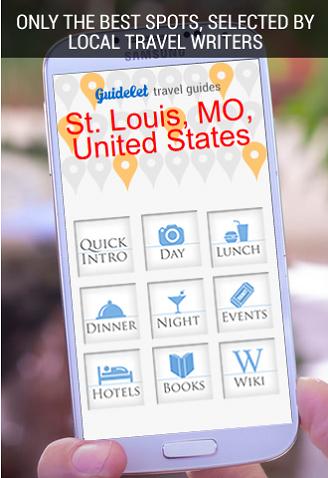 111 Spots in St. Louis US