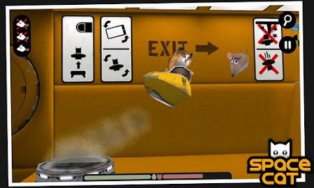 SpaceCat (3D) Screenshot 3