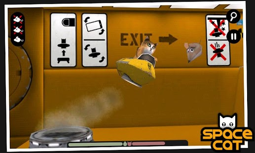 SpaceCat (3D)- screenshot thumbnail