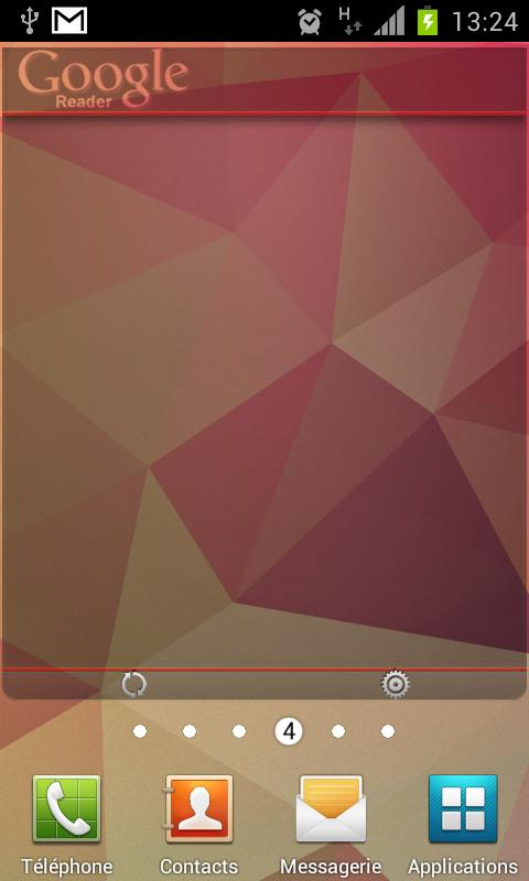 APW JellyBean v3 Theme- screenshot