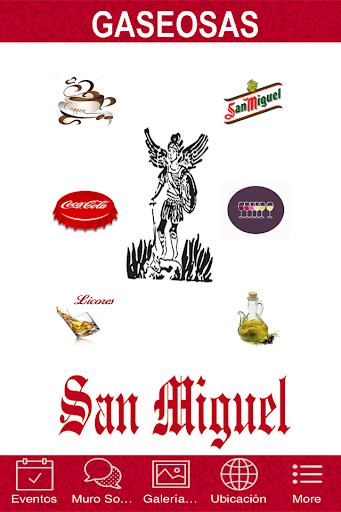 Gaseosas San Miguel
