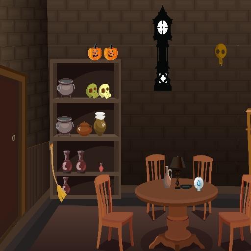 魔女の部屋脱出