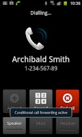 Screenshot of Voice Dial Neto