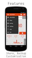 Screenshot of Accupedo-Pro Pedometer