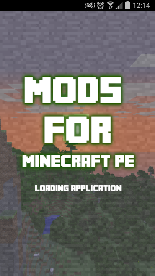 Mods - Minecraft PE- screenshot