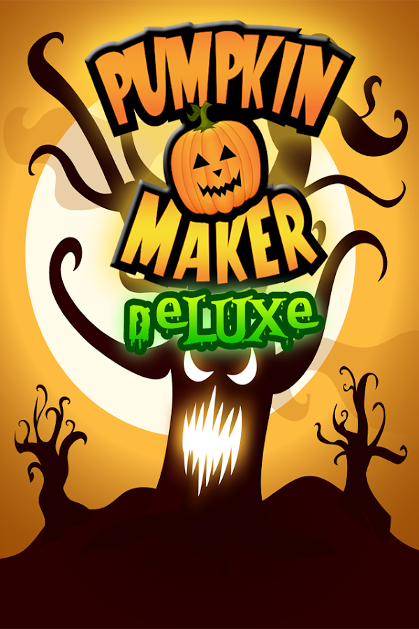 Halloween Pumpkin Maker Deluxe- screenshot