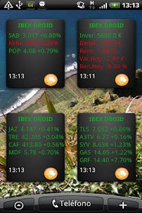 IBEX Droid - screenshot thumbnail