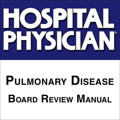 Pulmonary Board Review LOGO-APP點子