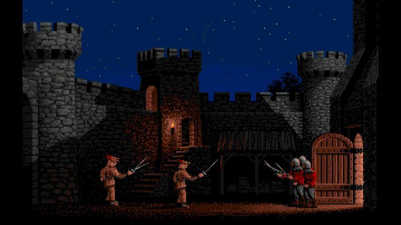 Defender of the Crown - screenshot