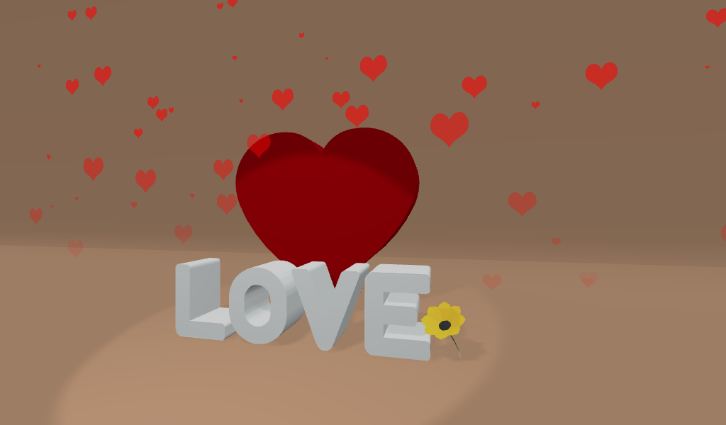 Love Wallpaper 3d Live : 3D Love Hearts Live Wallpaper - Android Apps on Google Play