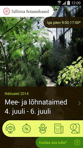 Tallinna Botaanikaaed