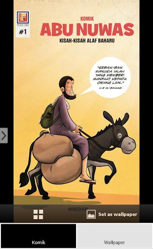 Komik Abu Nuwas