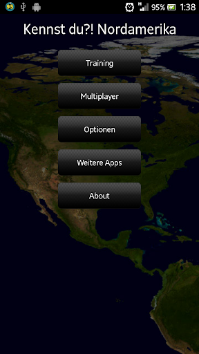 Kennst du Nordamerika Quiz