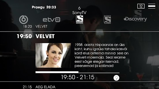 STV Go!- screenshot thumbnail