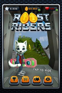 Roost Riders- screenshot thumbnail