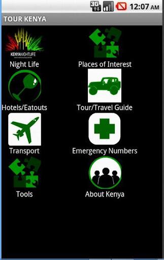 Tour Kenya Pro