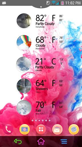 Chronus: iCircle Weather Icons
