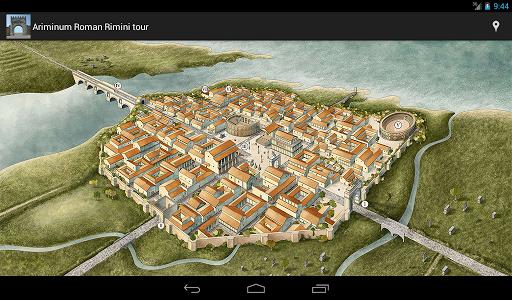 【免費旅遊App】Ariminum tour Rimini Romana-APP點子