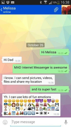 MAD互联网使者