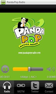 Panda Pop Radio- screenshot thumbnail