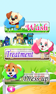 Puppy Care Games for Girls - screenshot thumbnail