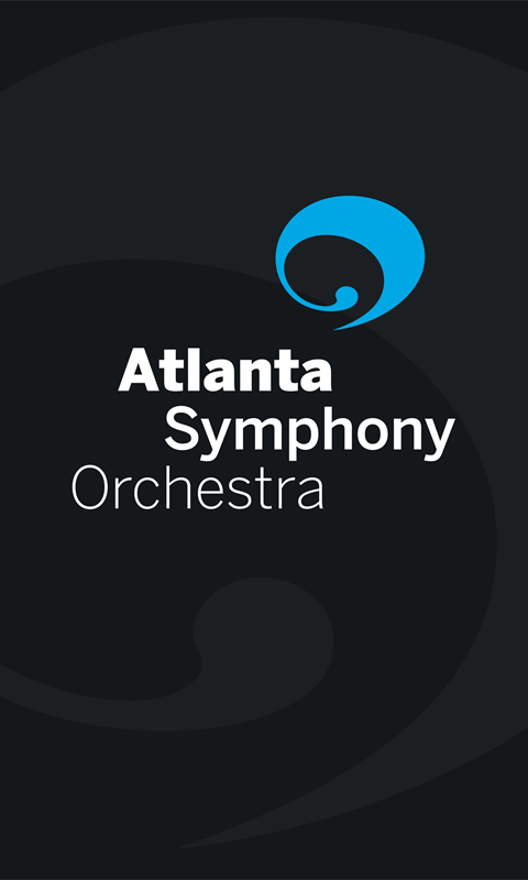 Atlanta Symphony Orchestra- screenshot