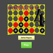 Connect 4 - Standard Game