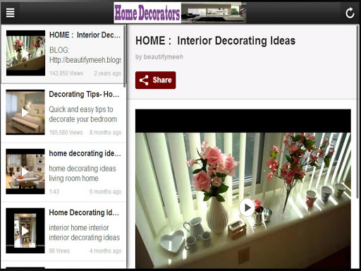 Home Decorators App App