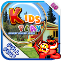 Kids Play Free Hidden Objects icon