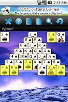 Screenshot of 700 Solitaire Games Free