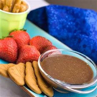 Caramel Chocolate Dip