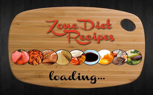 Classic Zone Diet Recipes