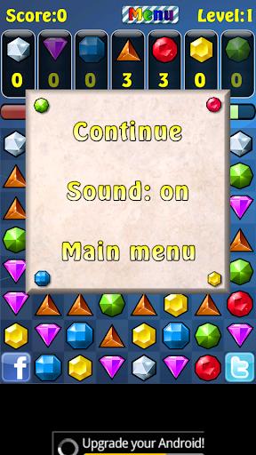 【免費休閒App】Jewels Rush-APP點子