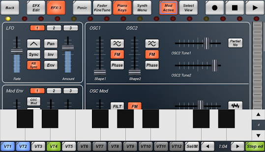 G-Stomper Beat Studio DEMO - screenshot thumbnail