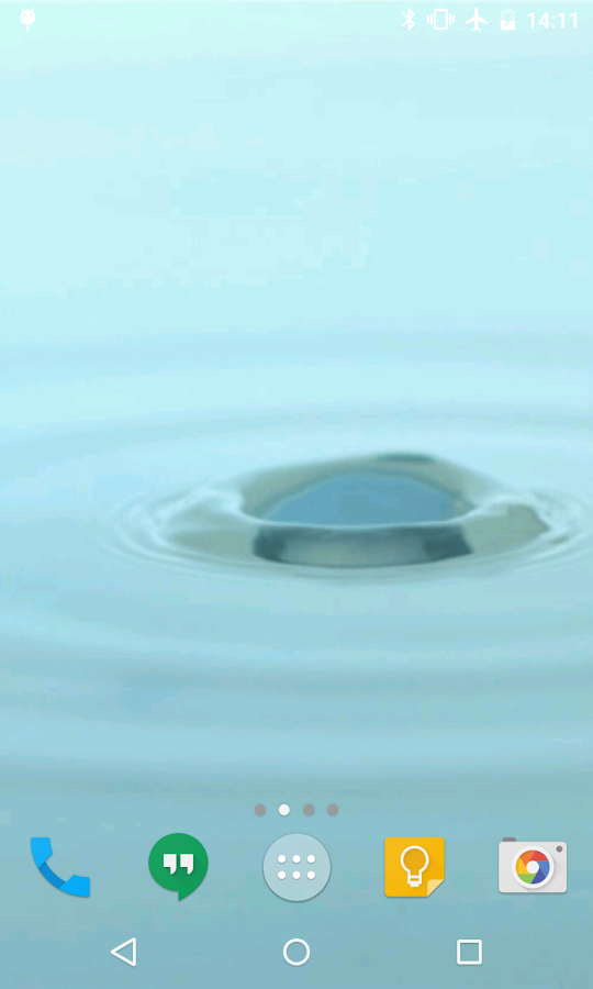 water drops live wallpaper android apps on google play