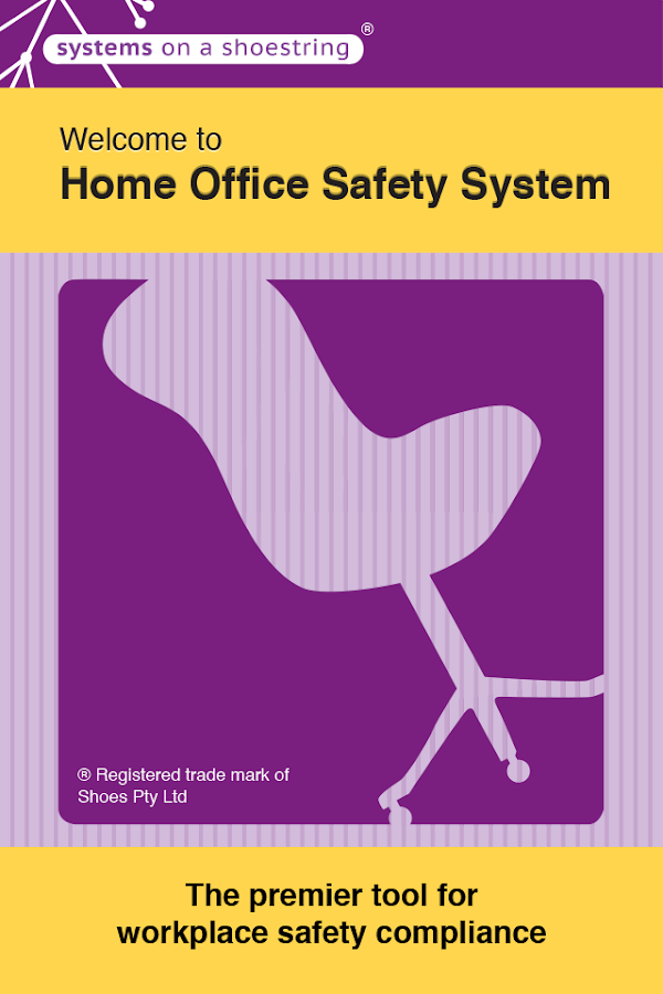 Simple Safety Home Office- screenshot