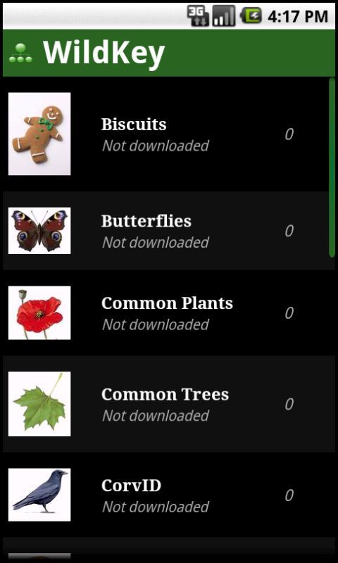 WildKey- screenshot