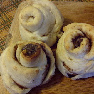 Rose Buns – Tangzhong (vegan Friendly)