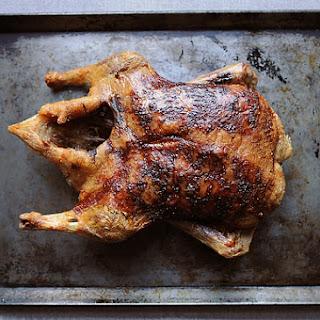 Slow Roast Duck