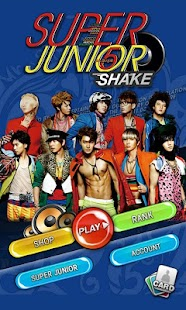 Super Junior SHAKE - screenshot thumbnail