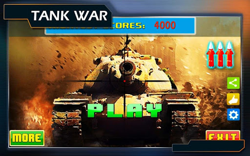 坦克戰士:無盡的戰役(3D)