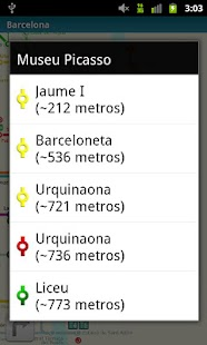 Barcelona (Metro 24) Screenshot 5