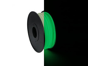 Glow in the Dark ABS Filament - 1.75mm