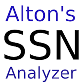 Alton's SSN Analyzer