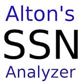 Alton's SSN Analyzer