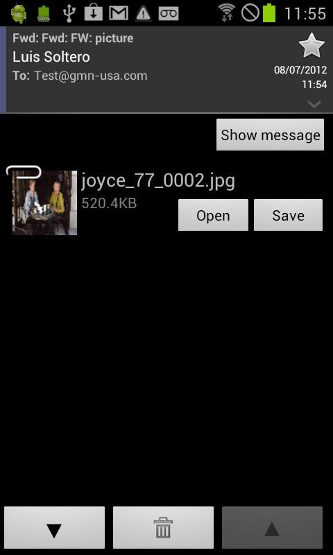 XGate Satellite Email & Web- screenshot