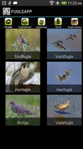 FugleApp