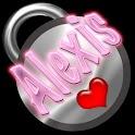 Alexis Name Tag logo