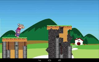Screenshot of Granny Run